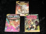 BETA COMIC-ALBUM 1 2 3 - Comic-Art Collection - Fantasy Science Fiction Softcover - Auswahl