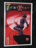CRIMSON - Vampir-Comic v. Dino - Grusel - Horror - komplett