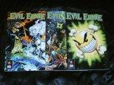 EVIL ERNIE - MINISERIE Variante Chaos Comics - Horror - komplett