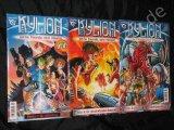 KYLION 1-3 - komplette Science Fiction Miniserie v. Ehapa Egmont