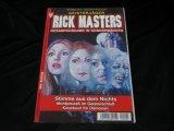 RICK MASTERS #2 - Geisterjäger als Sonderband v. Kelter