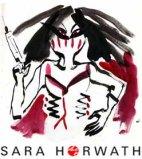 NURSE - exklusiv - Tuschezeichnung auf Papier von Sara Horwath - Klinik