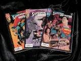 SUPERMAN VS. PREDATOR 1-3 - DC Crossover Dark Horse Panini Comics
