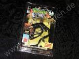VIOLATOR BLACK - FIGUR - Spawn - Grusel - Comic - Action Figur - McFarlane mit Comic