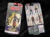 THE WALKING DEAD COMIC SERIE 3 PUNK ROCK ZOMBIE - McFarlane Toys Sammler Figur