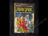 ALAN DARK - Taschenbuch-Grusel-Comics - Bastei - einzeln