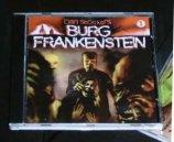 BURG FRANKENSTEIN 1 - CD v. Dreamland - Dan Shocker - Gruselhörspiel
