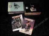 DAMPYR 01-10 - komplette Comic-Serie zu Vampiren, Dampyren, Dämonen und Co - gebunden