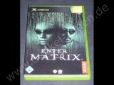 ENTER THE MATRIX - XBOX - Spiel v. ATARI - Sci Fi - Game - Kult