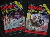 ERBER GRUSEL SCIENCE FICTION - Doppelband mit Magazin