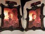 GORTRAIT LADY SPOILT - Halloween Dekoration - Grusel Wechselbild Effektbild