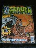 GRAUEN, DAS NR. 2 - Unheimliche Stories - Grusel Comic v. Click-Clack