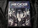 www HR GIGER com - Hansruedi HC Buch - Alien Species Biomechanische Fantasy Gothic Kunst