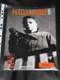 HALLOWEEN EXTRA - MOVIE MANIAX - Michael Myers Horror Comic - mg publishing