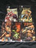 HAUNTED, THE - Grusel Serie von Chaos Comics - Auswahl