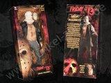 JASON VOORHEES 18'' ca. 45cm Action Figur - Freitag der 13. - Neca Reel Toys Horror Killer