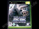 KING KONG - Peter Jackson - Ubisoft - Xbox - X Box Spiel - Game - Kult