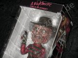 FREDDY KRÜGER HEAD KNOCKER - A Nightmare on Elm Street Wackel-Figur
