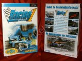 RACING 1 - Autorennen v. Ubisoft - Rennsimulation - Sport - Game - PC