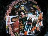 ROCK HARD - diverse Ausgaben des Metal-Musikmagazins - Auswahl