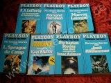 SCIFI - ROMANPAKET 13 - MOEWIG - PLAYBOY - 7 x TB - Shortstories
