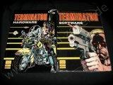 TERMINATOR 1-4 -kompletter 4 Teiler als Hardcover-Bände v. Hethke-Comics
