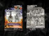 TERMINATOR SALVATION - BARNES + T-R.I.P. Playmates Action Figuren 2-Pack OVP RAR