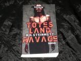 TOTES LAND - RAVAGE - M. H. Steinmetz - Zombie Horror Romane Redrum Taschenbuch
