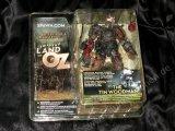 TWISTED LAND OF OZ THE TIN WOODMAN - Fantasy Grusel Blechmann Actionfigur v. McFarlane NEU OVP