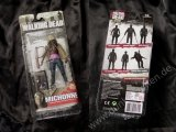 THE WALKING DEAD TV SERIE 5.5 MICHONNE - Flashback McFarlane Horror Actionfigur OVP