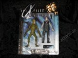 X-FILES AGENT MULDER + DOCILE ALIEN - Serie 1 Set - Akte X Action Figuren v. McFarlane